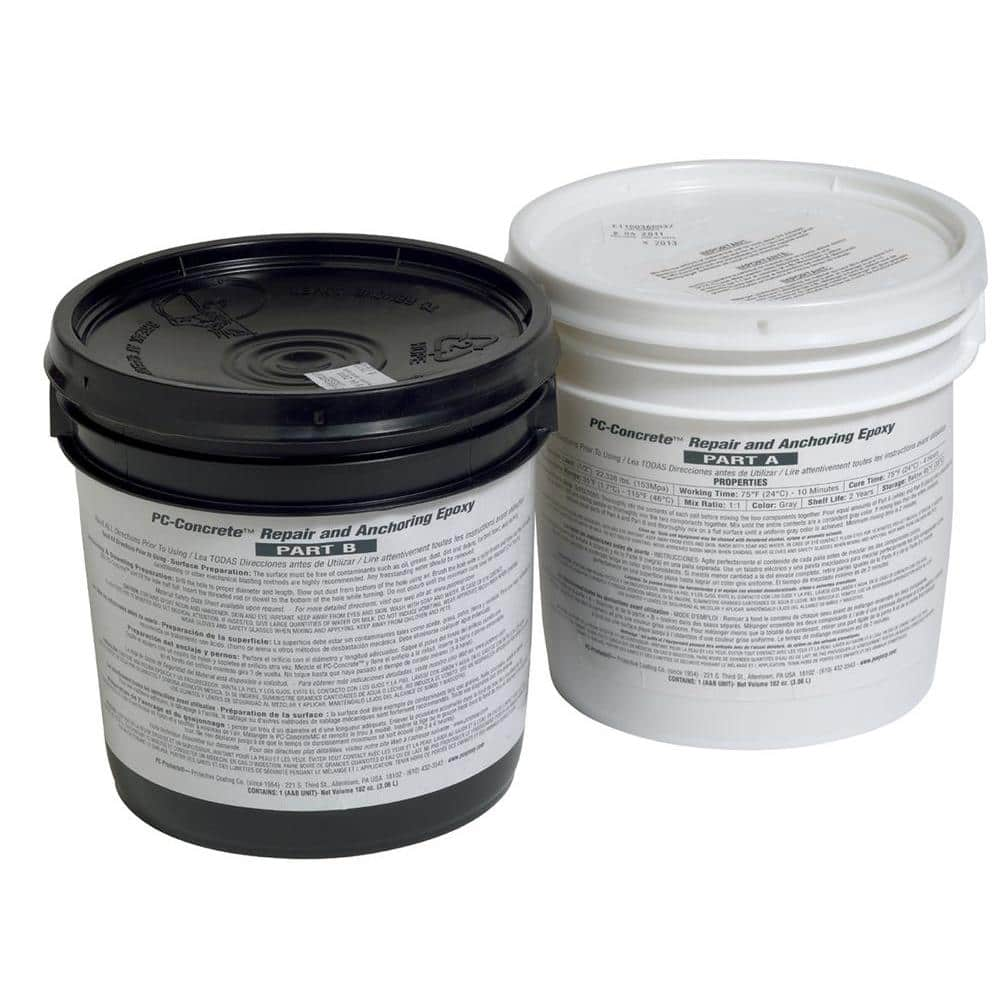 PC Products 102-oz. Concrete Repair and Anchoring Epoxy