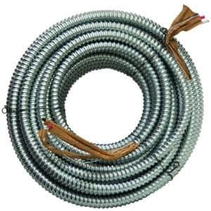 6/3 x 125 ft. BX/AC-90 Cable