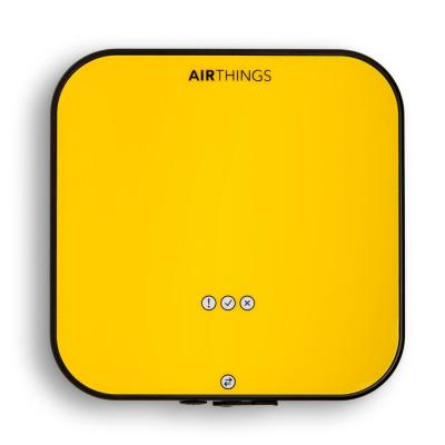 Battery Operated Corentium Pro Digital Radon Detector