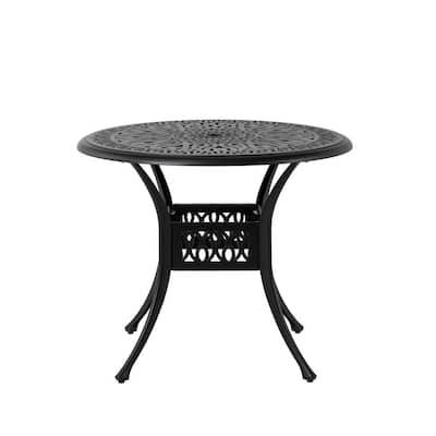 Cast Aluminium Patio Outdoor Dining Table