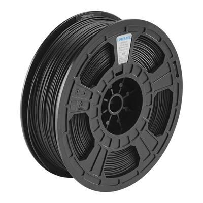 DigiLab 0.75 kg Black 3D ECO-ABS Filament