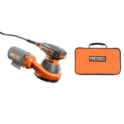 3 Amp Corded 5 in. Random Orbital Sander with AIRGUARD Technology