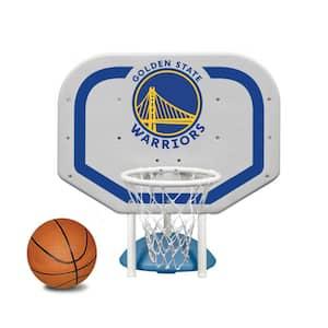 Golden State Warriors NBA Pro Rebounder Swimming Pool Basketball Game