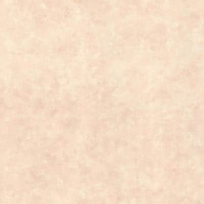 Loris Peach Blotch Texture Vinyl Peelable Roll Wallpaper (Covers 56.4 sq. ft.)