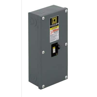 QO 100 Amp NEMA 1 Disconnect Molded Case Switch