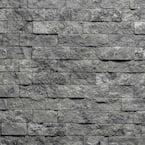 National True Phantom Shadow Fire Rated Flat Stone Veneer (14.25 sq. ft. per Box)