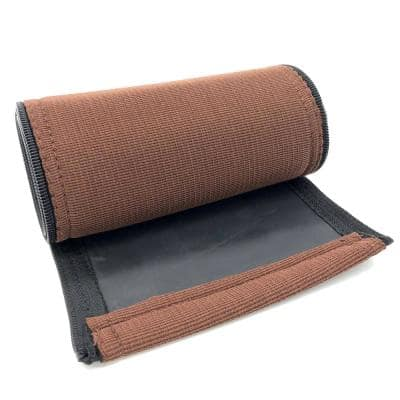 4 ft. Rail Cover for Pool Handrails in Brown
