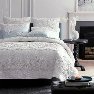 Belgravia Legends® Luxury Handcrafted Cotton Quilt