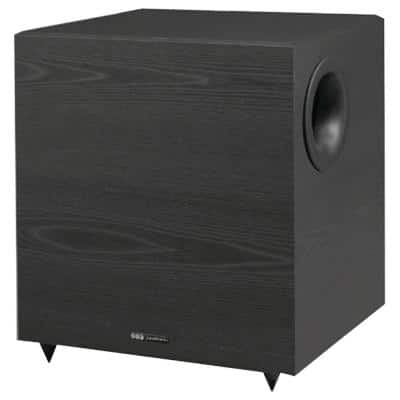 430-Watt 12 in. Down-Firing Powered Subwoofer for Home Theater and Music