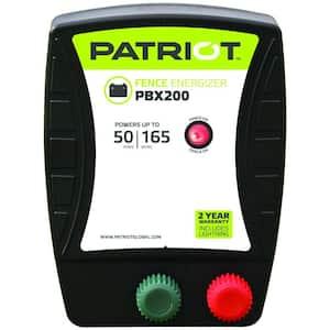 PBX200 Battery Energizer - 1.9 Joule