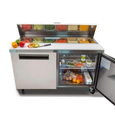 X-Series 12 cu. ft. Commercial Refrigerator in Stainless Steel