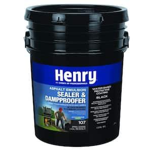 4.75 Gal. Asphalt Emulsion Sealer and Dampproofer Roof Coating