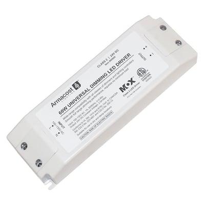 60-Watt 24-Volt Constant Voltage Universal Dimming LED Power Supply