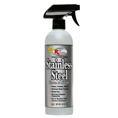 24 oz. Stainless Steel Cleaner (Pack of 3)