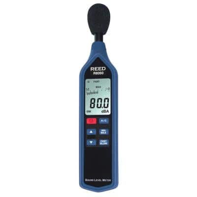 Type 2 Sound Level Meter with Bargraph