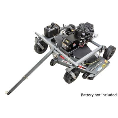 Commercial Pro 60 in. 14.5-HP Kawasaki Electric Start Finish-Cut Trail Mower