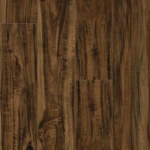 Vinyl Pro Classic Walnut Creek 7.12 in. W x 48 in. L Waterproof Luxury Vinyl Plank Flooring (23.77 sq. ft)