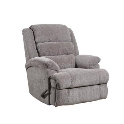 Parks Pewter ComfortKing Recliner