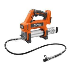 18-Volt Cordless Grease Gun (Tool Only)