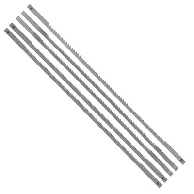 6.5 in. Coping Saw Blade (5-Pack)