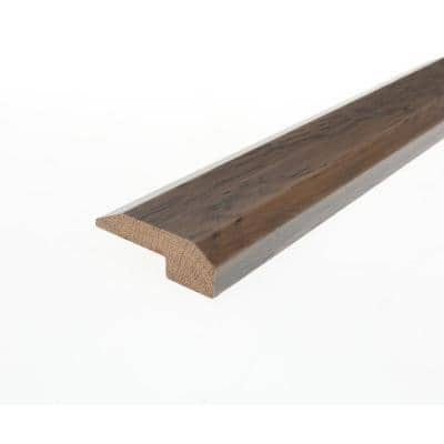 Solid Hardwood Typica 0.38 in. T x 2 in. W x 78 in. L Multi-Purpose Reducer