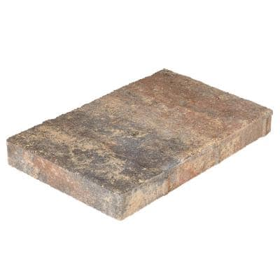 Milano Large 11.75 in. x 7.75 in. x 1.25 in. Ashley River Blend Concrete Paver (320 Pcs. / 207 Sq. ft. / Pallet)