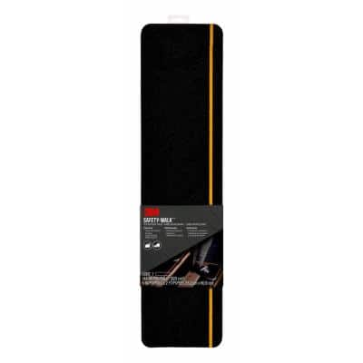 Safety Walk Slip Resistant Step and Reflective Tread 6 in. x 2 ft.