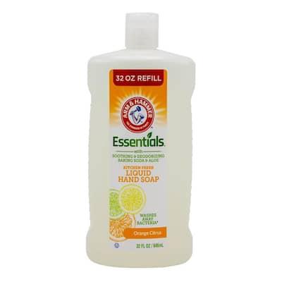 32 oz. Orange Citrus Hand Soap Refill