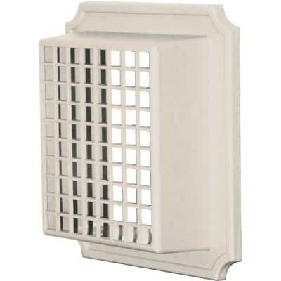 Exhaust Vent Small Animal Guard #048-Almond