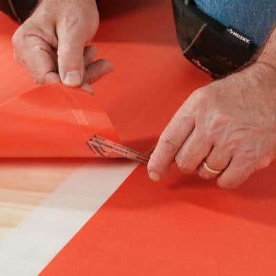 100 sq. ft. 4 ft. x 25 ft. x 0.08 in. Premium Underlayment for Laminate, Hardwood, and Engineered Floors
