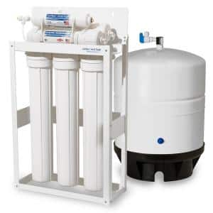 Ultimate Indoor Reverse Osmosis 360 GPD Commercial-Grade Drinking Water Filtration System