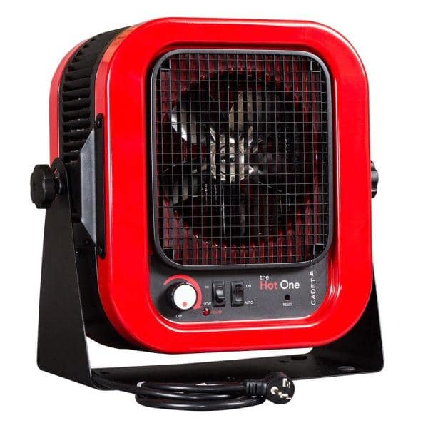 Reviews For Cadet The Hot One 4000 Watt, Portable Electric Garage Heaters Reviews