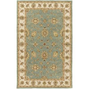 Middleton Hattie Seafoam 6 ft. x 9 ft. Indoor Area Rug