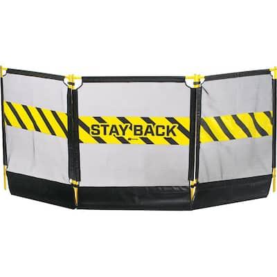 Tri-Guard Debris & Safety Barrier