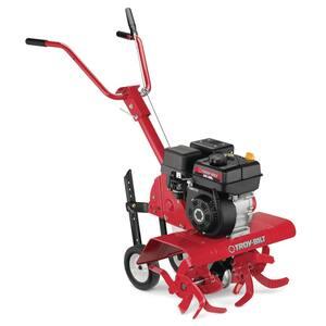 Colt 24 in. 208 cc OHV Engine Front Tine Forward Rotating Gas Garden Tiller with Adjustable Tilling Width