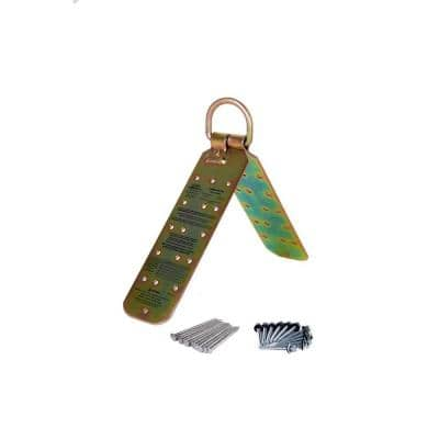 Plated-Steel Temporary Roof Anchor