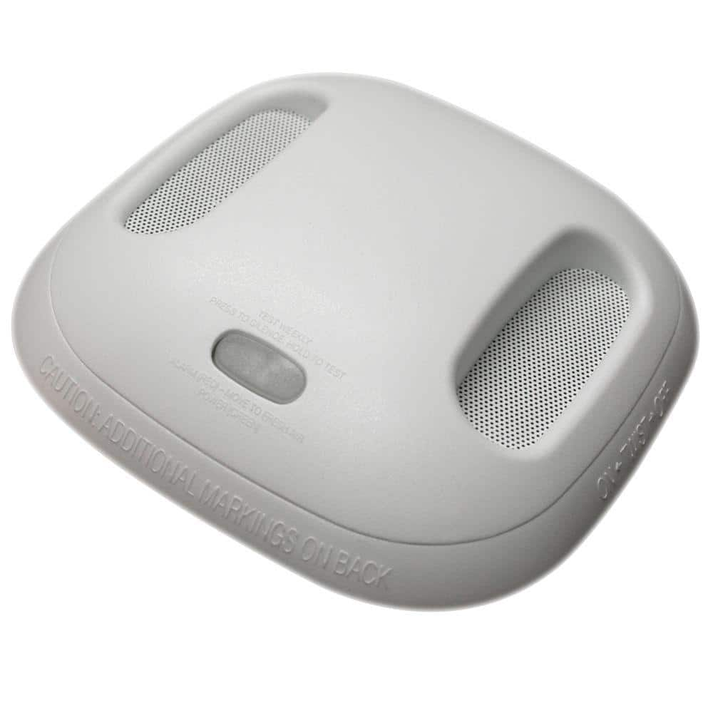 Kidde Battery Operated Smoke and Carbon Monoxide Combination Detector with Wire-Free Interconnect and Voice Alarm