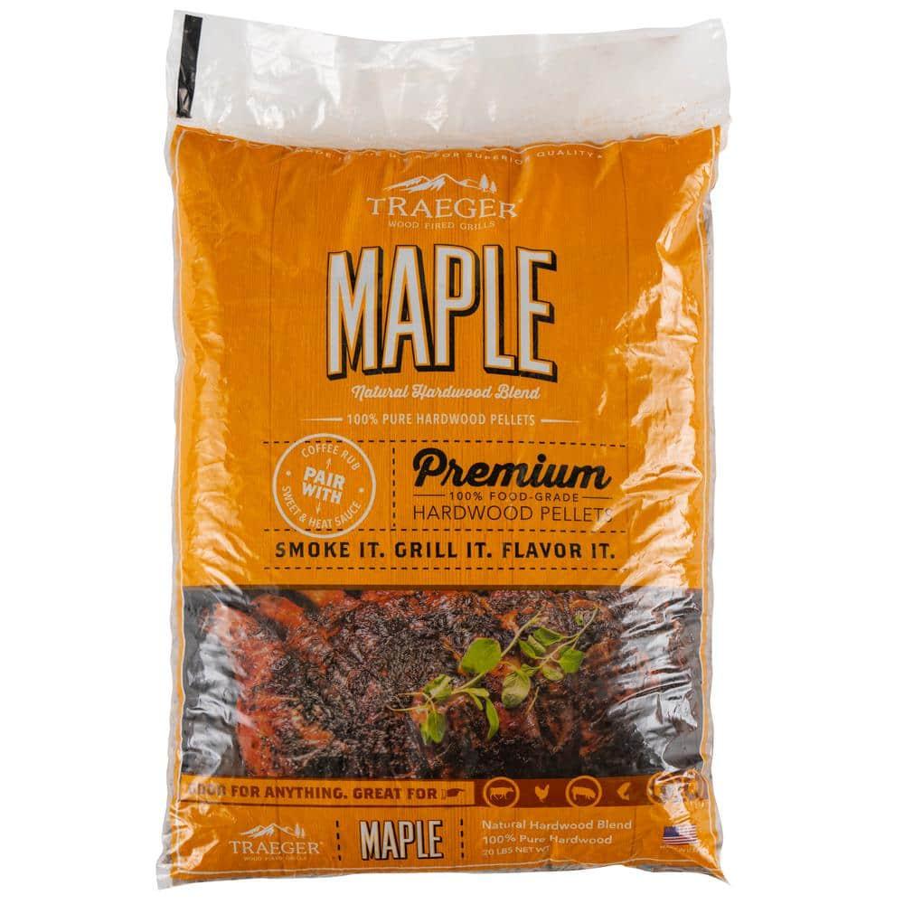 Traeger All Natural Cherry Hardwood Pellets 20 lb