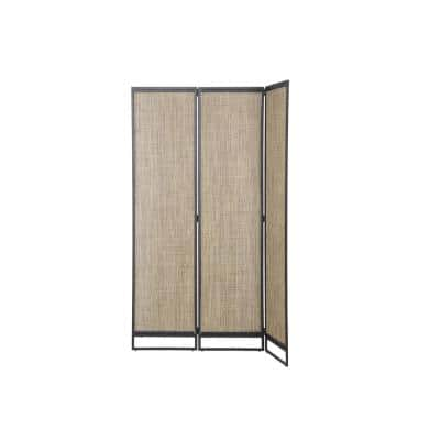 Brown Privacy Screen