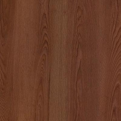 Ginger Wood 6 in. W x 42 in. L Luxury Vinyl Plank Flooring (24.5 sq. ft. / case)