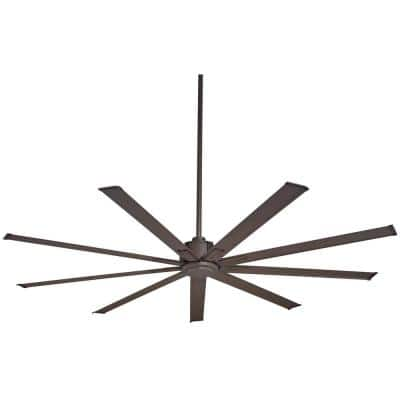 Xtreme 72 in. Indoor Oil Rubbed Bronze Ceiling Fan with Remote Control