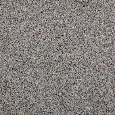 Playful Moments II - Color Cape Cod Texture Blue Carpet