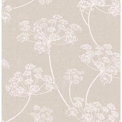 Imogen Dove Tree Paper Strippable Roll (Covers 56.4 sq. ft.)