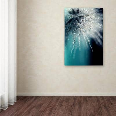 """32 in. x 22 in. """"Morning Sonata"""" by Beata Czyzowska Young Printed Canvas Wall Art"""