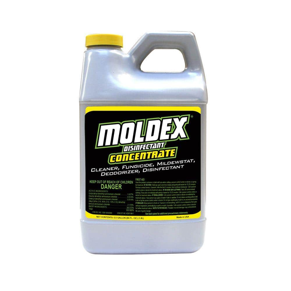 Moldex 64 oz. Disinfectant Concentrate Cleaner