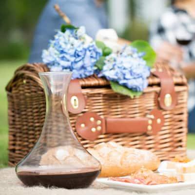 Selene Wine Decanter with Gift Box