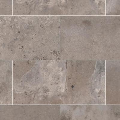 Capella Taupe Brick 2 in. x 10 in. Matte Floor and Wall Porcelain Tile (5.15 sq. ft./Case)