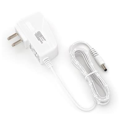 12-Watt White LED Power Cord Supply