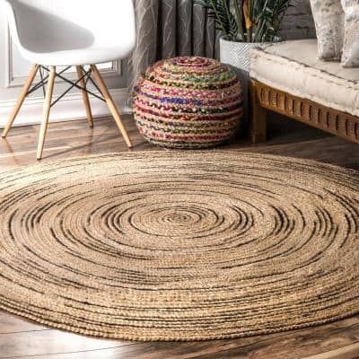 Round Sisal Area Rugs The, Round Sisal Rug