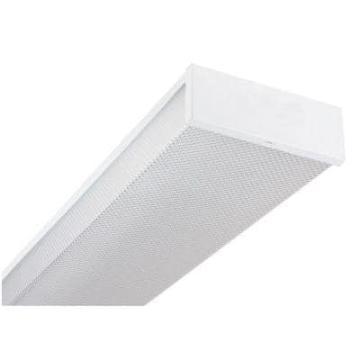 2-Light White Electronic Linear Light